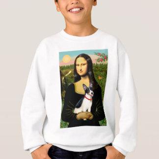 Rat Terrier - Mona Lisa Sweatshirt
