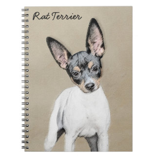 Rat Terrier Notebooks