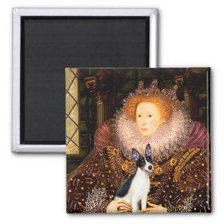 Rat Terrier - Queen Magnet