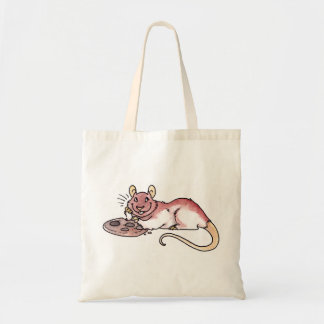 Rat with a Cookie Bag