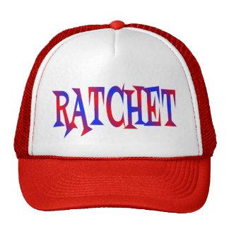 Ratchet Mesh Hat