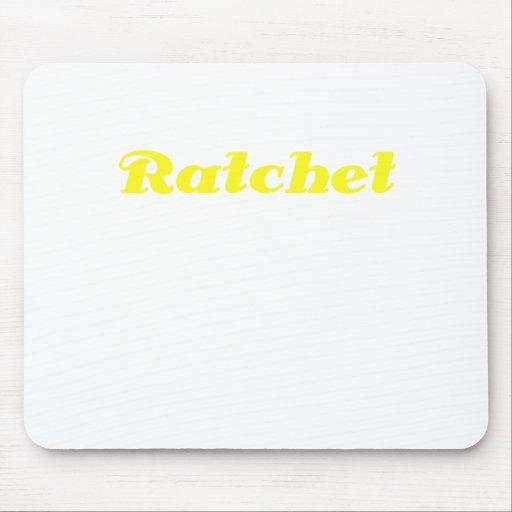Ratchet Mouse Pad