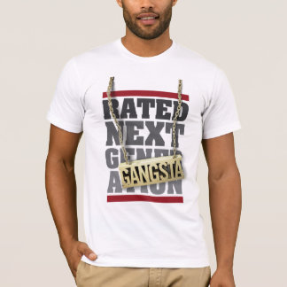 Rated Next Generation (Gagsta) Tee
