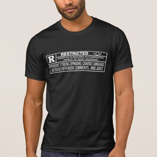 Rated R Shirts