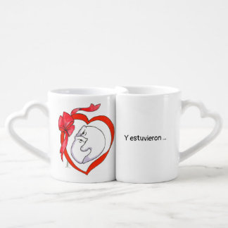 rates for enamored pairs coffee mug set