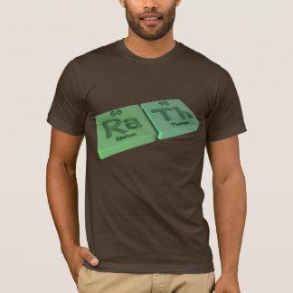Rath as Ra Radium and Th Thorium T-Shirt