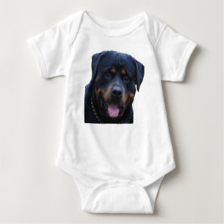 Rath Rottweiler Baby Bodysuit
