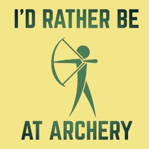 bfdd300ff Archery T-Shirts & Shirt Designs | Zazzle.com.au