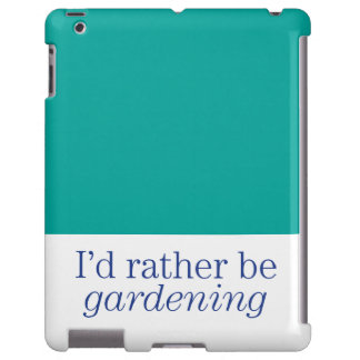 Rather Be Gardening