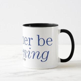 Rather Be Gardening Mug
