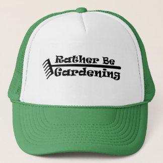Rather Be Gardening Trucker Hat