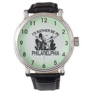 Rather be in Philadelphia Watch