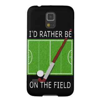 Rather Be on the Field (Hockey) Samsung Nexus Galaxy S5 Cover