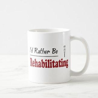 Rather Be Rehabilitating Mug