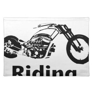Rather Be Riding w grandpa Placemat