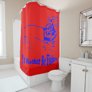 Rather Shower Curtain