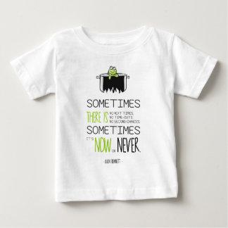 ratio alan bennett baby T-Shirt