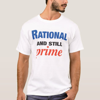 Rational And Still Prime T-Shirt