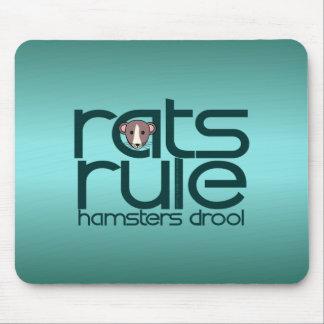 Rats Rule Mousepads