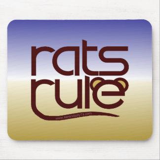 Rats Rule! Mousepad