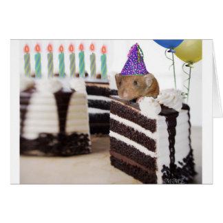 Rattie Birthday Card