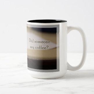 Rattie Coffee Time Two Toned Mug