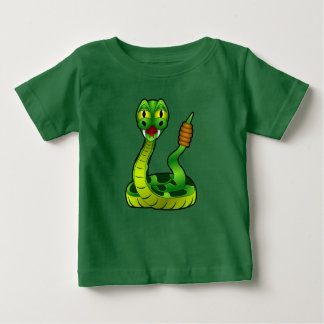 Rattlesnake Baby T-Shirt