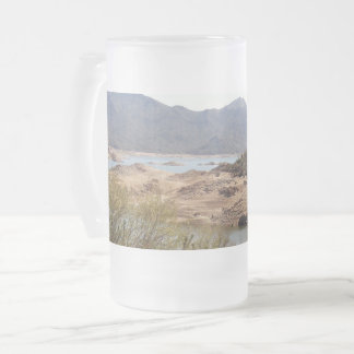Rattlesnake Cove 16oz Frosted Mug