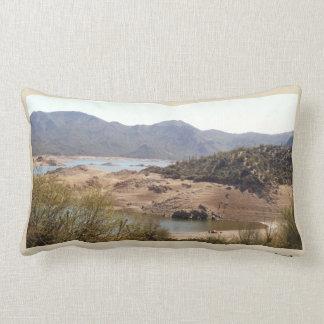 Rattlesnake Cove Polyester Lumbar Pillow
