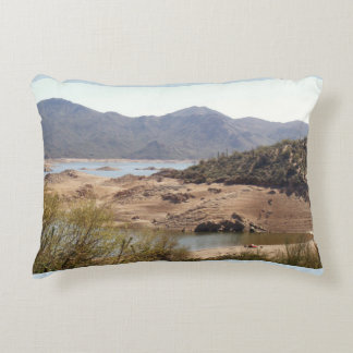 Rattlesnake Cove Throw Pillow