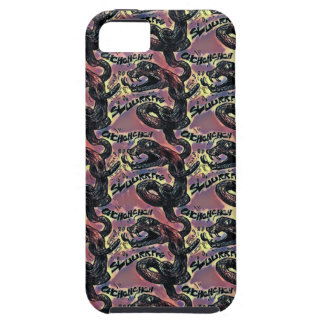 rattlesnake licking himself iPhone 5 covers