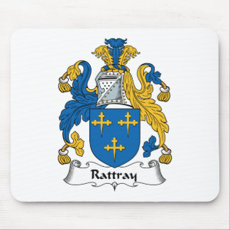 Rattray Family Crest Mouse Pad