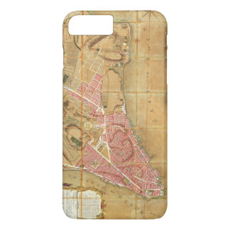 Ratzer NYC Map iPhone 7 Case