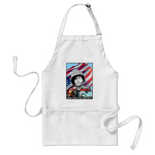 Raul Rubio Limited Edition painting Apron