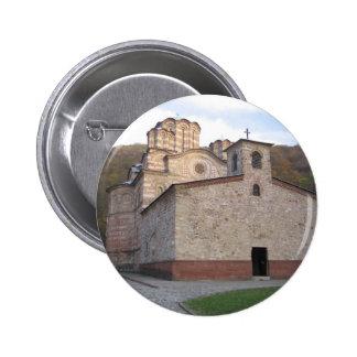 Ravanica Monastery Buttons