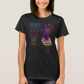 Rave Glow Party T-Shirt