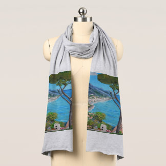 Ravello a medieval village - Scarf