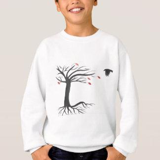 Raven and Tree Sweatshirt