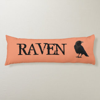 Raven Body Cushion