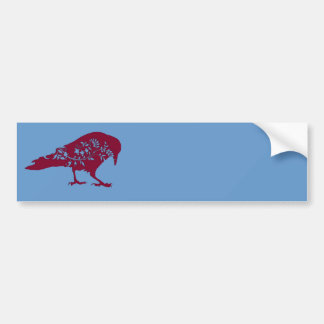 Raven Bumper Stickers