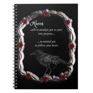Raven Calling Notebooks