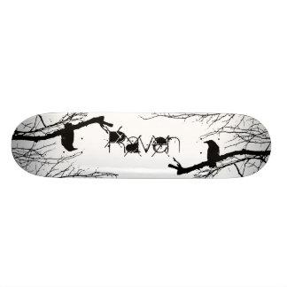 Raven Custom Skate Board