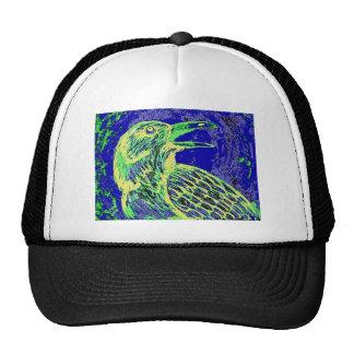 raven day glow hats