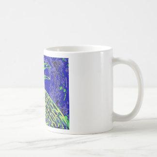 raven day glow mug