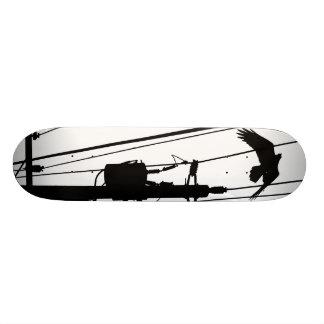 Raven Deck Skate Board Deck