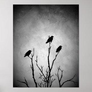Raven Doom Poster
