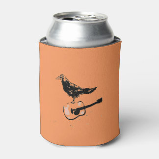 raven guitar song can cooler