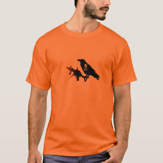 Raven Gunner T-Shirt