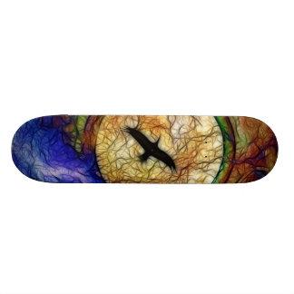 Raven Hawk Skateboard