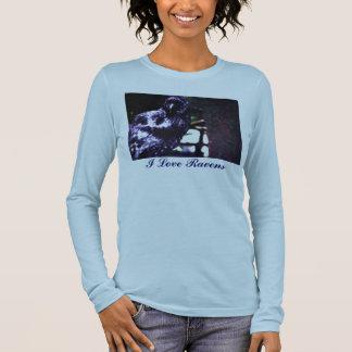 Raven Lover Long Sleeve T-Shirt
